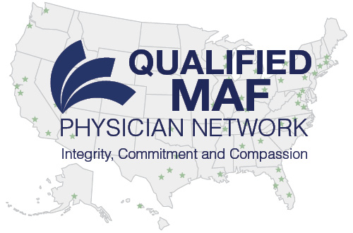 Qualified MAF Physician Network